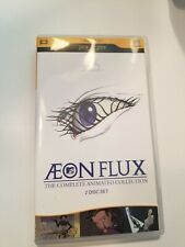 Aeon Flux Complete Animated Collection 2 Disc Set UMD Video PSP