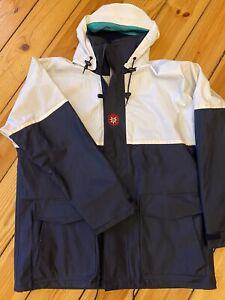 Compass Segel Jacke Gr. M ,Regenjacke, getragen