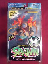 Clown Ii Red Guns Rare Spawn Series 4 Action Figure
