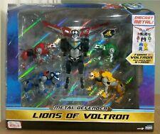 Dreamworks Voltron Legendary Defender Diecast Lions Voltron Set New