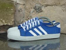 Vintage Adidas Adria UK 8.5 Made In Philippines 70s 80s OG SPZL stan smith bern