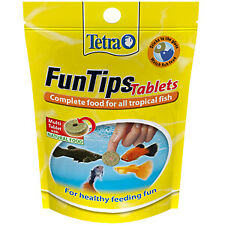 Tetra Fun Tips Aquarium Fish Food