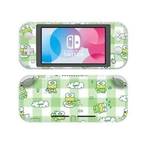 Frog Nintendo Switch Lite Skin