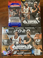 2020 Prizm Draft Picks Basketball MEGA BLASTER BOX CELLO PACKS EDWARDS BALL NBA