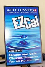 Air O Swiss EZ Cal Cleaner Descaler 7417 Air-O-Swiss Sealed