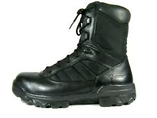 Bates Men's Boots Black Leather Tactical Law Enforcement Security Hunting 10.5M