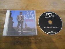 CD Schlager Roy Black - Die Singles 1969-72 (25 Song) BEAR FAMILY REC jc