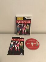 Just Dance Nintendo wii games console video Game complete
