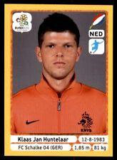 Panini Euro 2012 (Swiss Platinum Edition) Klaas Jan Huntelaar (Holland) No. 190