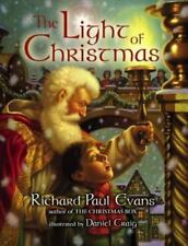 The Light of Christmas by Richard Paul Evans (2002, Picture Book)
