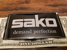 SAKO Finland authentic Sticker