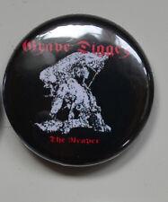 Grave Digger The Reaper Button (o263) 162535