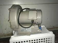 Vfc400P-5T Fuji Regenerative Blower 1 hp, 8.6/4.3 amps, 115/230 Volts, 94 Cfm