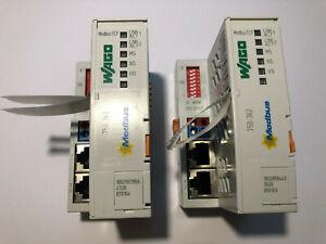 WAGO 750-362 Modbus TCP ETH Koppler