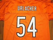 Vintage Brian Urlacher #54 Chicago Bears Jersey by Reebok, Adult Large, NICE!