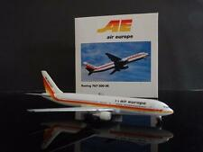 NEW HERPA WINGS 502740 AIR EUROPE AE BOEING 767-300 ER MIB 1:500 SCALE MODEL NIB