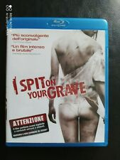 BLU-RAY - I SPIT ON YOUR GRAVE