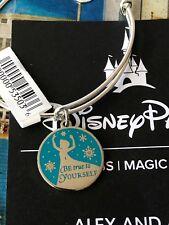 Silver Elsa Be True to Yourself Alex and Ani Disney Charm Bracelet Frozen