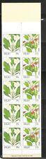 Palau, SC # 132b Indigenous Flowers Complete Booklet . MNH