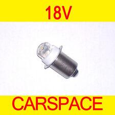LED Torch Work Light Bulb 18V for Bosch Makita AEG Dewalt Hitachi Hilti Festool