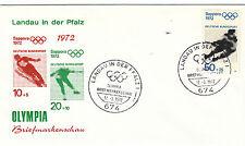 Landau/Pfalz schöner SST zur Olympiade 1972