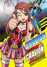 Gravion: Seasons 1 and 2 (Complete Collection) Masami O