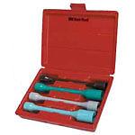 Ken Tool 30175 - Torque Stick Set Torque Master Sockets 4 Pc For SUVs