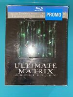 The Ultimate Matrix Collection Blu-ray Disc, 2008, 7-Disc Set BRAND NEW SEALED!