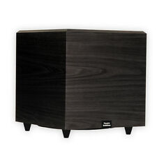 """Theater Solutions SUB12D Home Theater Powered 12"""" Subwoofer Down Firing Sub"""