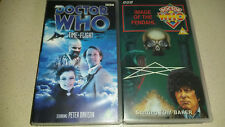 Doctor Who - Time Flight VHS video / image of the fendahl     fast dispatch