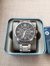 Reloj con Cronógrafo Para Hombre Fossil Flynn Nuevo Y En Caja RRP £ 149.00