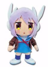 "US Seller Japanese Anime Suzumiya Yuki Nagato Melancholy Haruhi 8"" Plush #8994"