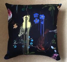 "Designers Guild Christian Lacroix Birds Sinfonia Crepuscule Cushion Cover 17"""