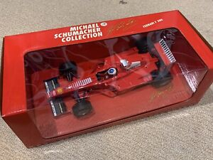 Minichamps F1 Ferrari F300 1998 1:18 Michael Schumacher Collection