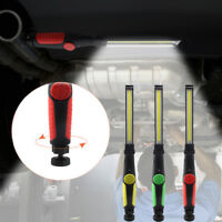 Flexible COB LED Strip Blade Cordless Rechargeable Inspection Torch Lamp Light