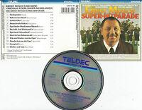 ERNST MOSCH - Die Ernst Mosch Super-Hitparade - CD 1988 TELDEC