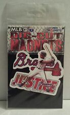 DAVE DAVID JUSTICE Atlanta Braves 1996 Pro Magnets Collectible DIE-CUT MAGNET