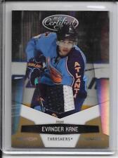 10-11 Certified Evander Kane Mirror Gold Prime Jersey # 6 #d/25