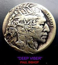 """HOBO NICKEL """"DEEP VISER""""   BY PAUL BISHOP"""