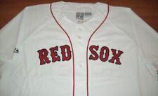 Jonathon Papelbon Boston Red Sox Jersey 5XL Home White Stitched Majestic MLB