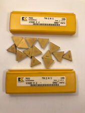Kennametal Carbide Inserts TPG433, TPGN220412 KC850 Qty 14
