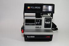Polaroid Sun 600 LMS Instant Film Camera Rainbow