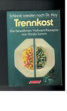 Ursula Summ - Trennkost  - 1988
