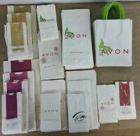 Lot of 478 Vintage Avon Cosmetics Paper Bags 2-5-10-20lb Bags Tote Bags L3