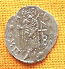 Medieval Silver Coin - Lodovici I. Denar. 1342-1382.