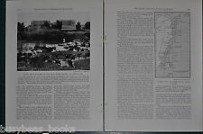 1931 magazine article, CRUSADER CASTLES OF THE NEAR EAST, Crusades, medieval