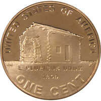 2009 S Lincoln Bicentennial Cent Birth and Early Childhood Proof Bronze Penny 1c