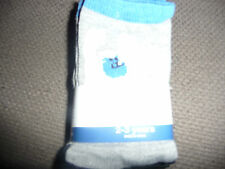 New Childrens Place boys size 2-3 years 3 pair socks silly abominable snowman