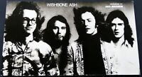 Wishbone Ash Photo MCA Records Promo Circa Early 70s