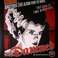 THE DAMNED Another Live Album From 2014 limited Edition Red vinyl 2xLP NEW